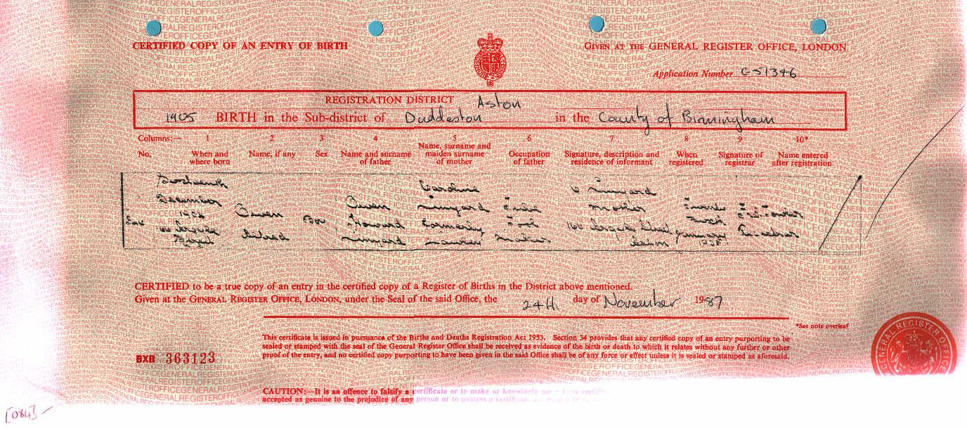 Owen Alfred 1905-1983 (Birth Certificate).jpg